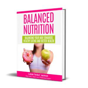 Balanced Nutrition Women's Nutrition Book