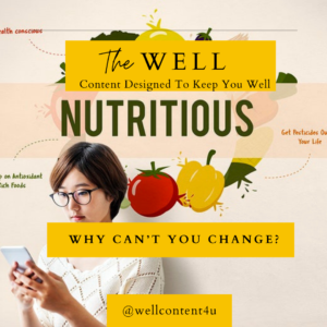 Why Can't You Change: 5 Steps to Help You Create a Mindset for Healthy Living