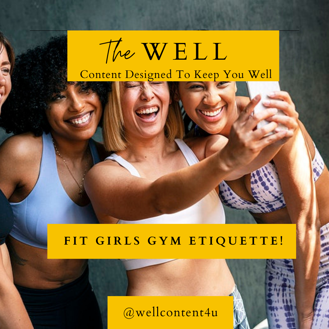 Fit Girls Gym Etiquette: 7 Rules to Stay Gym Friendly, Focused and Get Results
