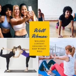 WellWOMAN Content Package