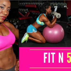 Fit N 5 Online Fitness Program